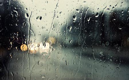 عکس باران روی شیشه baran posht shishe