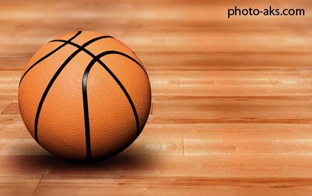 پوستر توپ بسکتبال ball of basketball
