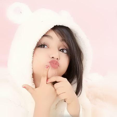دختربچه خوشگل جیگر beautiful girl cute