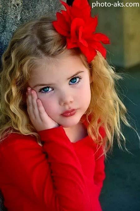 دختر مو طلائی خوشگل beautiful girl