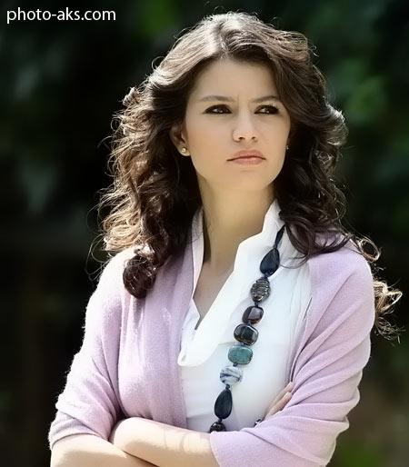 برن سات بازیگر زن ترکیه ای beren sat