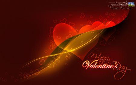 والپیپر شیک عاشقانه valentine vector wallpaper