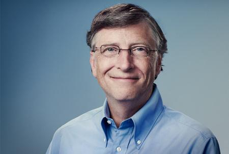 بیل گیتس موسس مایکروسافت bill gates image