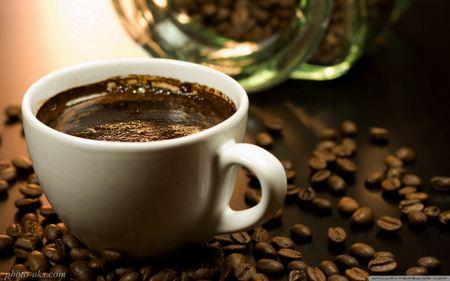 فنجان قهوه تلخ سیاه coffe cup
