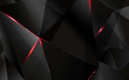 تصویر پس زمینه انتزاعی سیاه black light dark