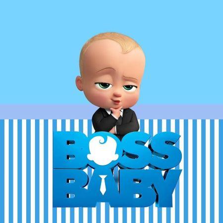 کارتون بچه رئیس boss baby