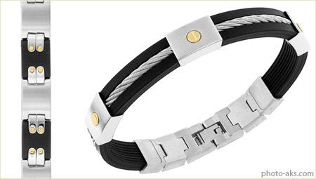 دستبند مردانه bracelet for men