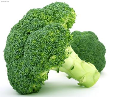 عکس کلم بورکلی broccoli