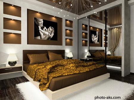 دکوراسیون اتاق خواب 2014 bedroom decoration