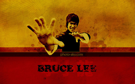 پوستر بروس لی bruce lee wallpaper