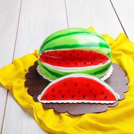 کیک هندوانه cake hendevanei