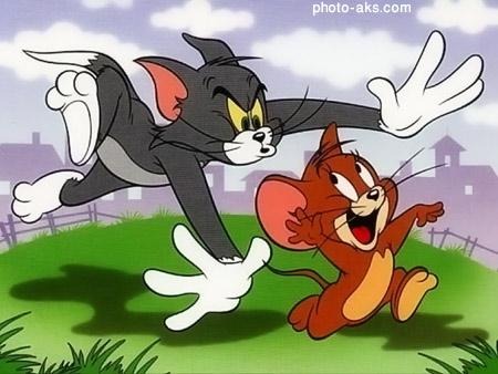 دانلود کارتون موش و گربه cartoon tam jery