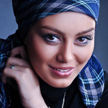 چهره زیبای سحر قریشی بازیگر chehreh ziba zan bazighar