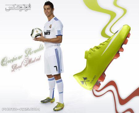 پوستر جدید کریستیانو رونالدو poster kristyano ronaldo