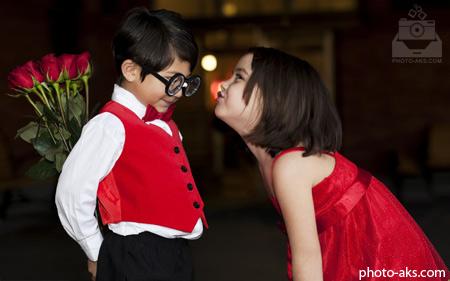 لحضه خواستگاری رومانتیک cute kids in love