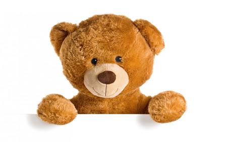 خرس عروسکی تدی بامزه aks khers teddy