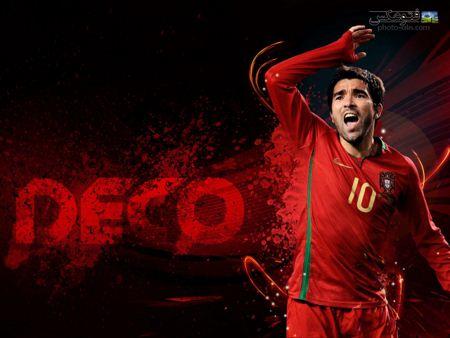 والپیپر بازیکن برزیلی دکو deco wallpaper