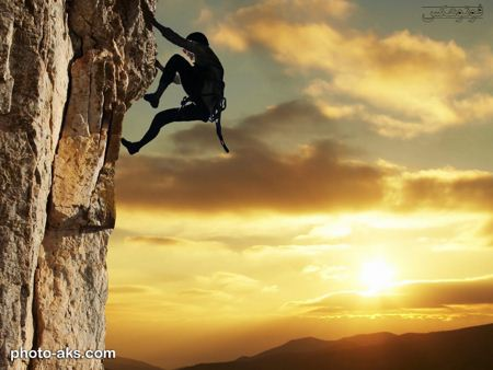 صخره نوردی Climbing wallpaper