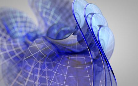 والپیپر انتزاعی کامپیوتری digital art abstract