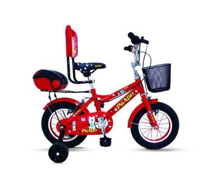 دوچرخه کودکانه قرمز docharkhe bachekane