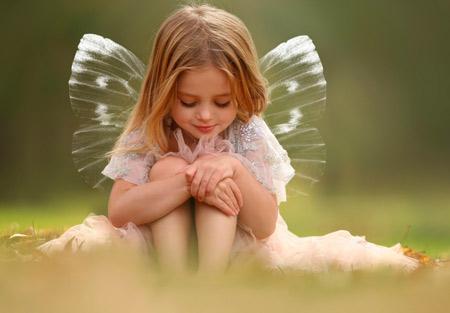 عکس دختر بچه فرشته زیبا dokhtar fereshte