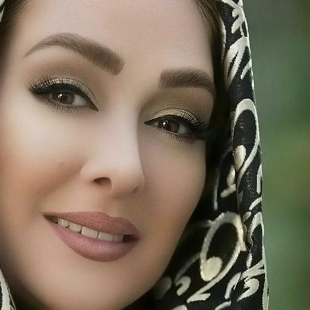 صورت زیبای الهام حمیدی بازیگر elham hamidi face