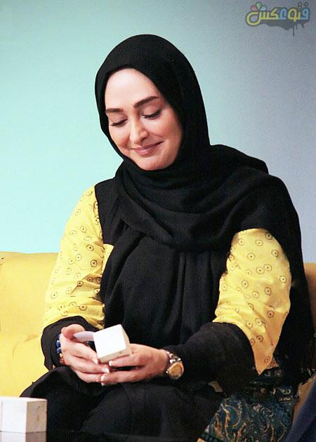 الهام حمیدی در شهر باران elham hamidi
