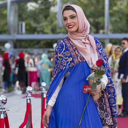 الیکا عبدالرزاقی در جشن حافظ elika abdolrazagi jashn hafez