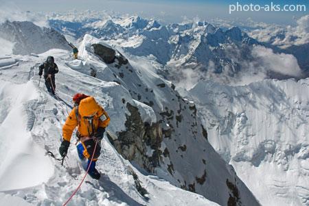 کوهنوردان اورست everest climbing