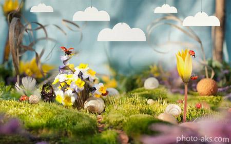بهار فانتزی fantasy spring