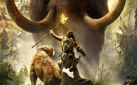 بازی فار کرای پریمال 2016 far cry primal reveal