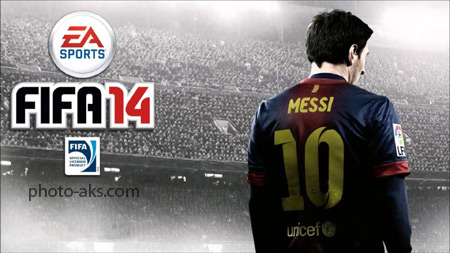 بازی فیفا 14 fifa14 wallpapers
