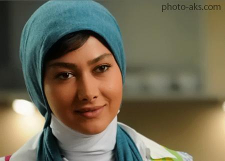 آنا نعمتی در صحنه ای از فیلم film anahita nemati