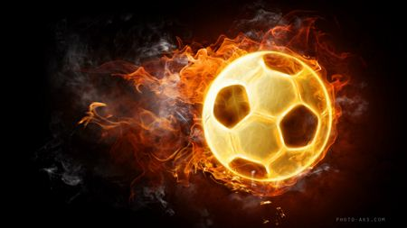 پوستر توپ فوتبال football poster