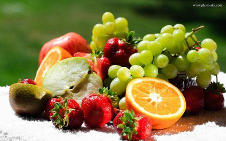 میوه ها fruits