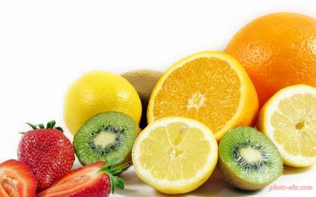 عکس میوه های آبدار sweet fruits