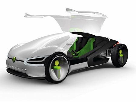 اتومبیل های آینده futuristic car