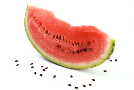 قاچ هندوانه Slice of watermelon