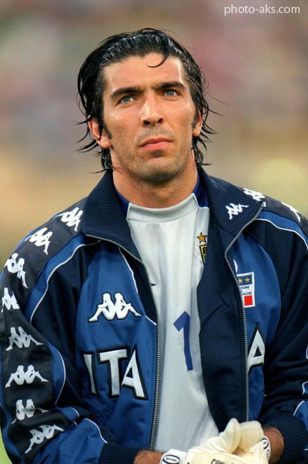جی جی بوفون gianluigi buffon