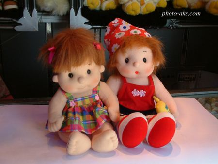 عروسک ناز دخترونه toy for girls