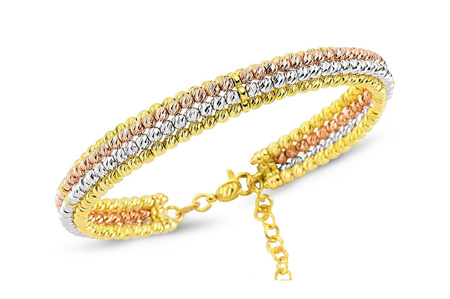 مدل دستبند جدید دخترانه 2017 gold bracelet for young girls