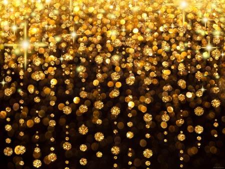 باران طلا و جواهرات درخشان gold rain shine jewelry