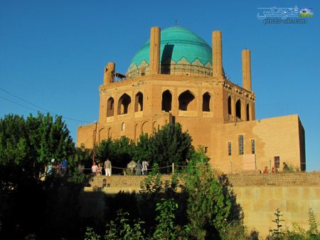 گنبد سلطانیه زنجان dom of soltanie