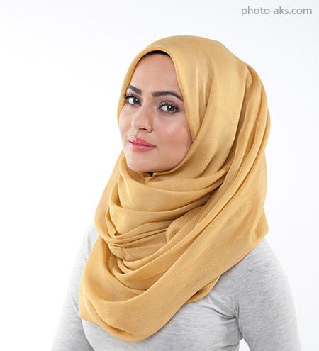 مدل شال و روسری اسلامی hejab islamic