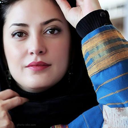عکس چهره زیبا طناز طباطبایی hot face iranian actress