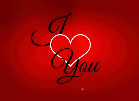 عکس عاشقانه قرمز 2016 red i love you