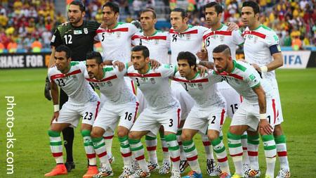 تیم ملی ایران در جام جهانی 2014 iran wold cup