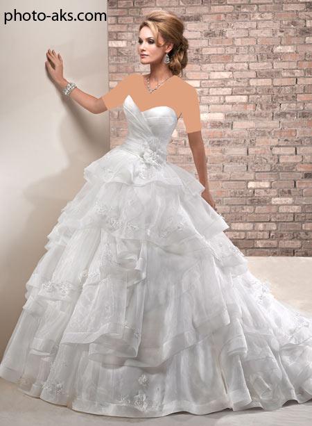 خوشگلترین لباس عروس پف khoshgeltarin lebas aroos pof