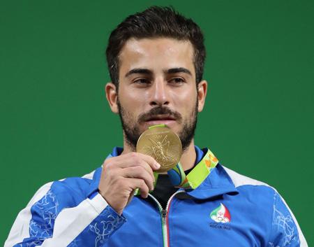 مدال طلا المپیک کیانوش رستمی medal tala kianosh rostami