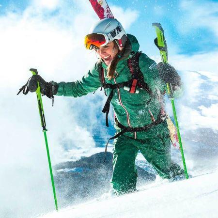 عکس کوهنورد زن kohnavardi banovan